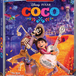 COCO- ACADEMY AWARD WINNER FOR BEST ANIMATION is now available on DVD!