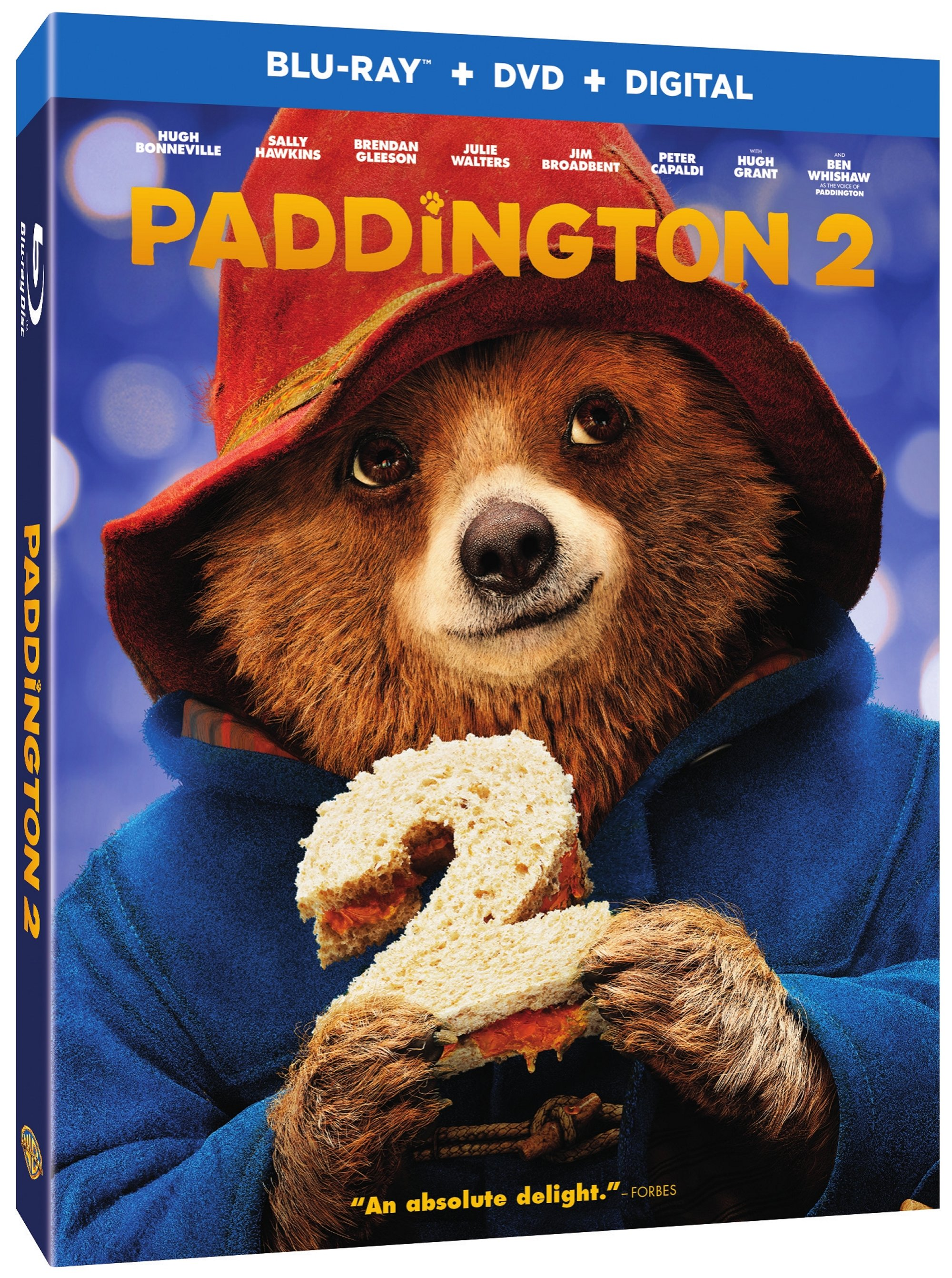 Paddington 2 is now available on DVD