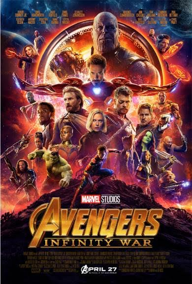 Avengers: Infinity War is simply amazing! One of the best Marvel movies.