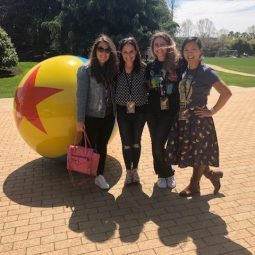 I went to Pixar for the INCREDIBLES 2!