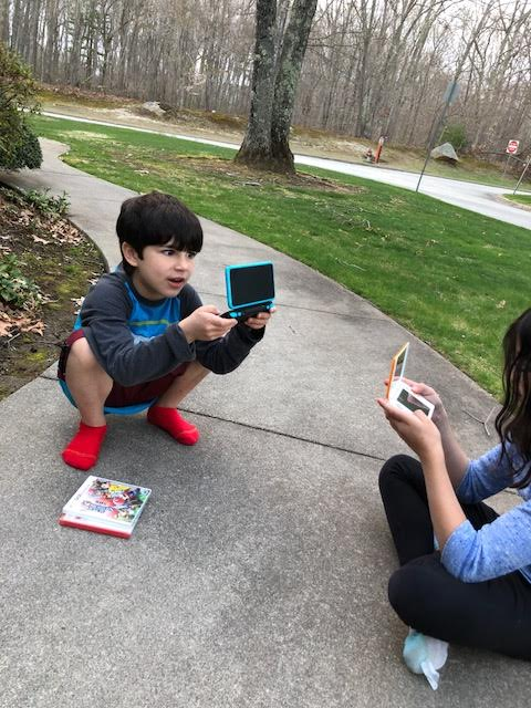 Portable gaming just got better with the Nintendo 2DSL