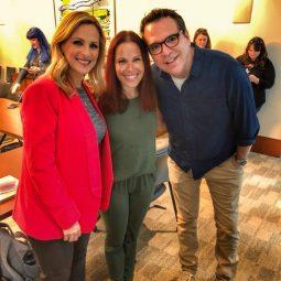 "QUANTICO Executive Producer & Showrunner Michael Seitzman and Marlee Marlee Matlin (""Jocelyn Turner"") interview!"