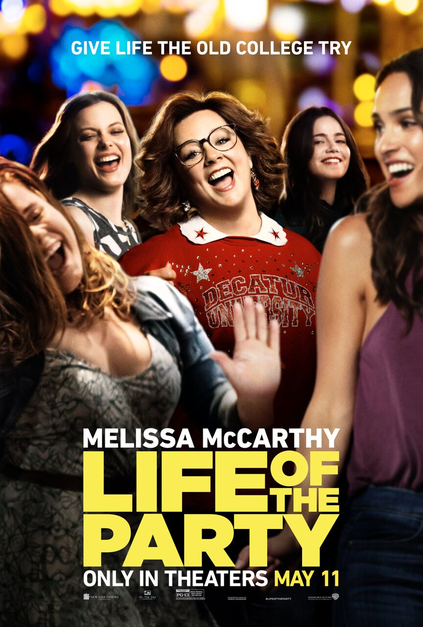Life of the Party film