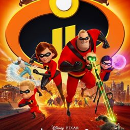 Creating the World of the Incredibles 2!