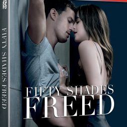 FIFTY SHADES FREED on DVD!