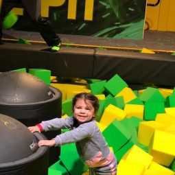 The ALL NEW LAUNCH TRAMPOLINE PARK in Rhode Island!