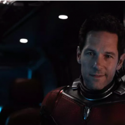 My Interview with Paul Rudd who plays Scott Lang in Ant-Man and The Wasp
