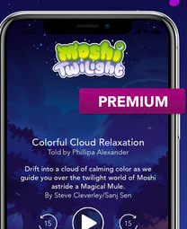 Moshi Twilight Kid's App for Good Night Sleep