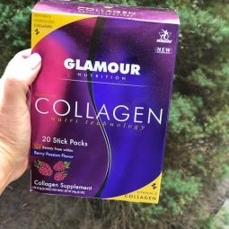 GLAMOUR COLLAGEN TO MAKE MY SKIN PERFECT!