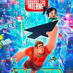RALPH BREAKS THE INTERNET: WRECK-IT RALPH 2 New Poster & Trailer Now Available!!!