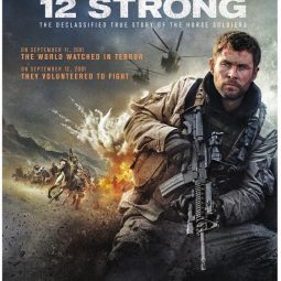 12 STRONG Movie from Warner Brothers Film Review + Giveaway