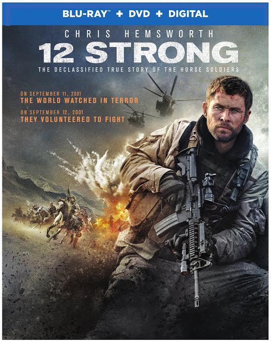 12 STRONG is a wonderful and true film from Warner Brothers entertainment.