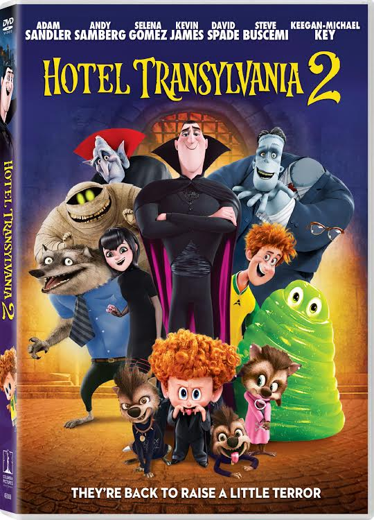 Hotel Transylvania 3 is coming out in July
