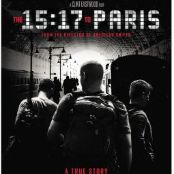 15:17 TO PARIS is a great movie
