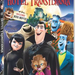 Hotel Transylvania 3 is coming to theaters and a Hotel Transylvania 1+2 DVD Giveaway!