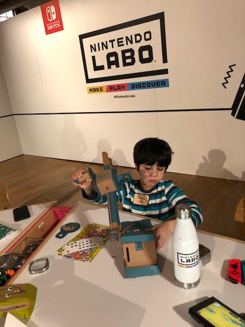 Learning Through Gaming with Nintendo Labo