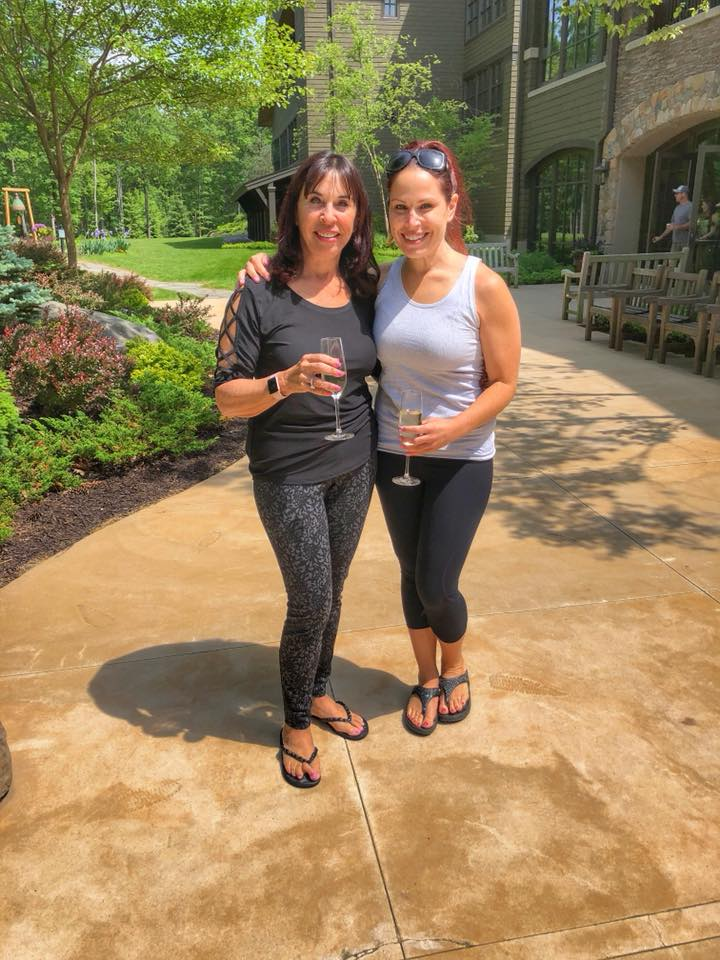 The Lodge at Woodloch is one of the best spas in the Poconos