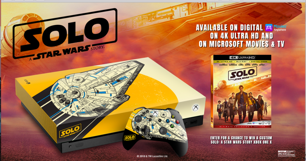 SOLO: Take Flight with the Millennium Falcon