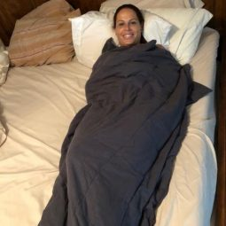 Best Weighted Blanket I have tried-Weighted Comforts