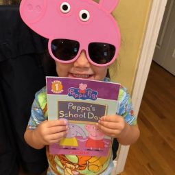 Going Back To School with Peppa Pig!