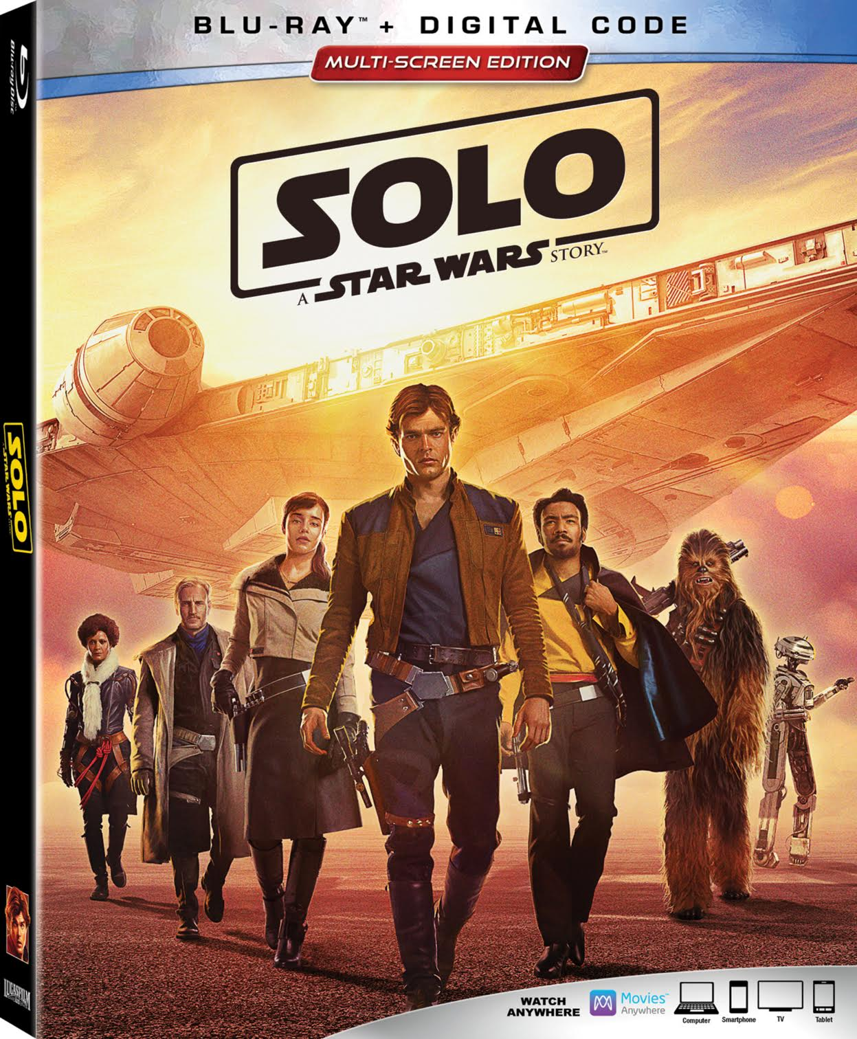 SOLO: Take Flight with the Millennium Falcon!