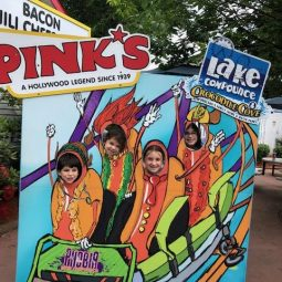 Amusement Park Fun at Lake Compounce!