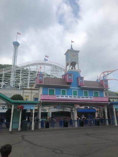 Amusement Park Fun at Lake Compounce