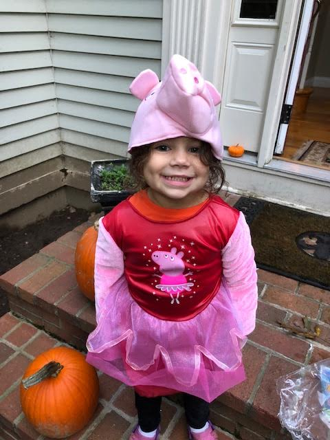 Peppa Pig Halloween Costume