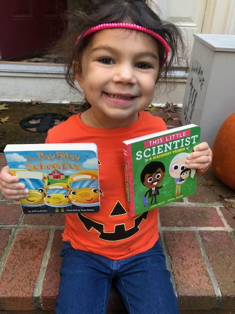 Board Books for Toddlers