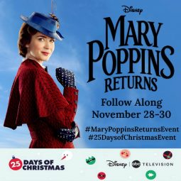 I am going to the #MaryPoppinsReturnsEvent- Follow along!