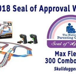 Kids Race Tracks with the Max Flex RC 300 Combo Edition!