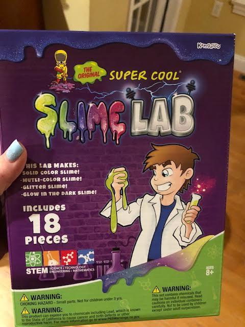 kid slime