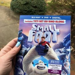 SmallFoot Available on DVD today and a SmallFoot DVD Giveaway!