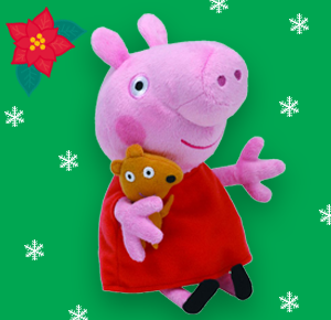 Peppa Pig Holiday products