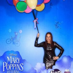 Mary Poppins Returns red carpet