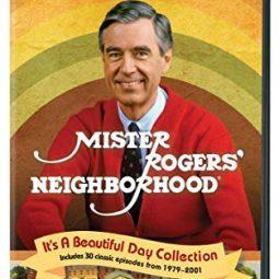 Mister Rogers Neighborhood DVD!