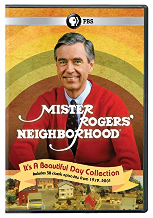 Mister Rogers Neighborhood DVD