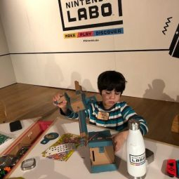 Nintendo Partnering with Institute of Play and the Nintendo Labo!