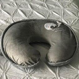 Baby Boppy Pillow