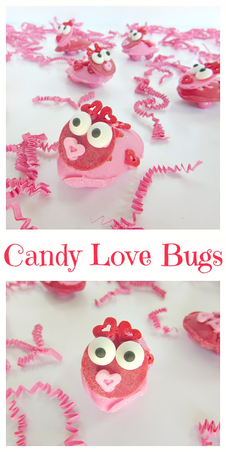 Candy Love Bug