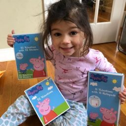 Peppa Pig for Valentine's Day