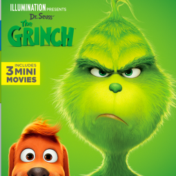 Dr. Seuss' The Grinch DVD