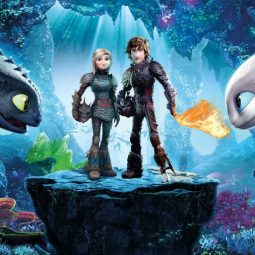 How to Train Your Dragon : The Hidden World