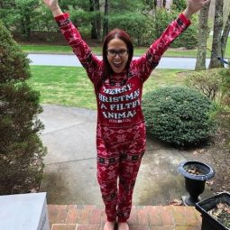 Ugly Christmas Pajamas