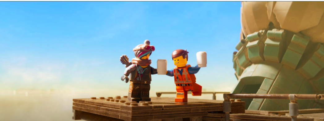 Lego 2 movie