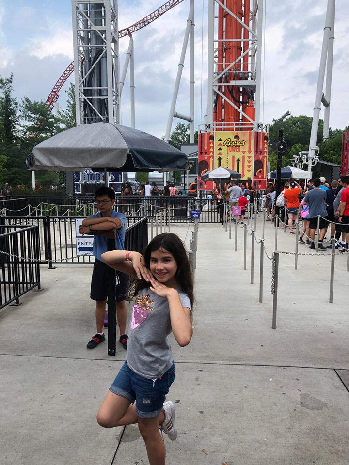 Hersheypark is one of our favorite family destinations