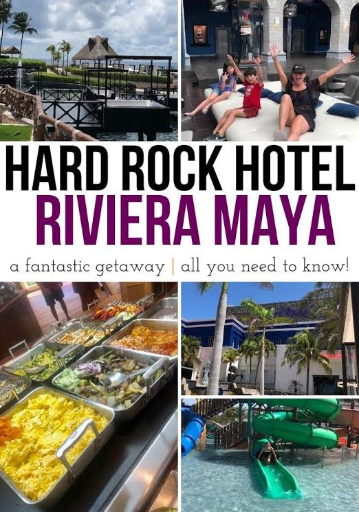 Hard Rock Hotel Riviera Maya - A Fantastic Getaway