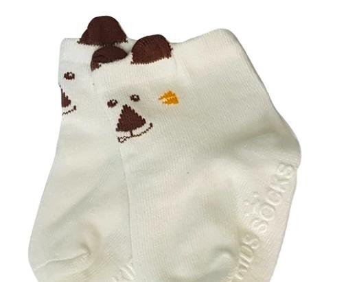Happy Puppy Baby Socks
