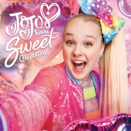 JoJo Siwa: Sweet Celebrations DVD