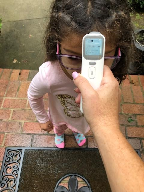 Zoe+Ruth 5 in 1 Ear Infrared and Forehead Thermometer